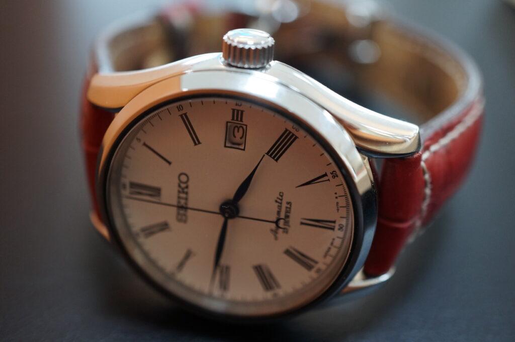 No.2237  SEIKO  (セイコー ) 自動巻き 腕時計を修理しました