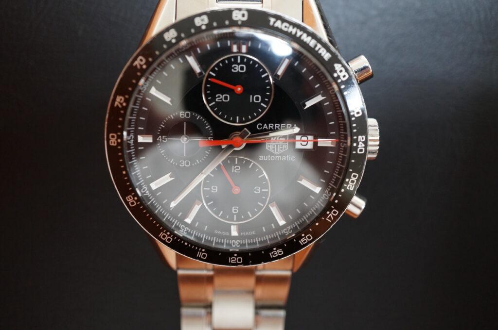 No.2293  TAG HEUER(タグホイヤー)自動巻式 腕時計を修理しました