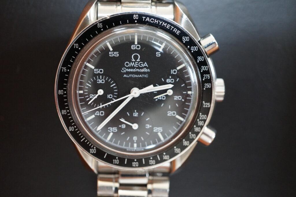 No.2280  OMEGA Speedmaster (オメガスピードマスター) 自動巻き 腕時計を修理しました