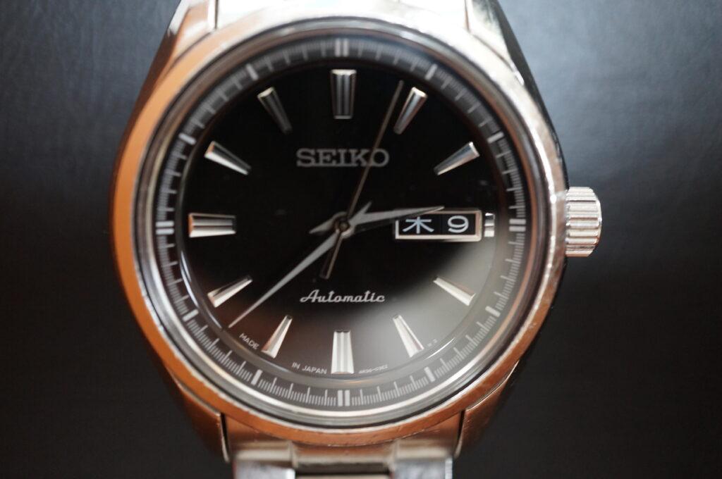 No.2294  SEIKO  (セイコー ) 自動巻き 腕時計を修理しました