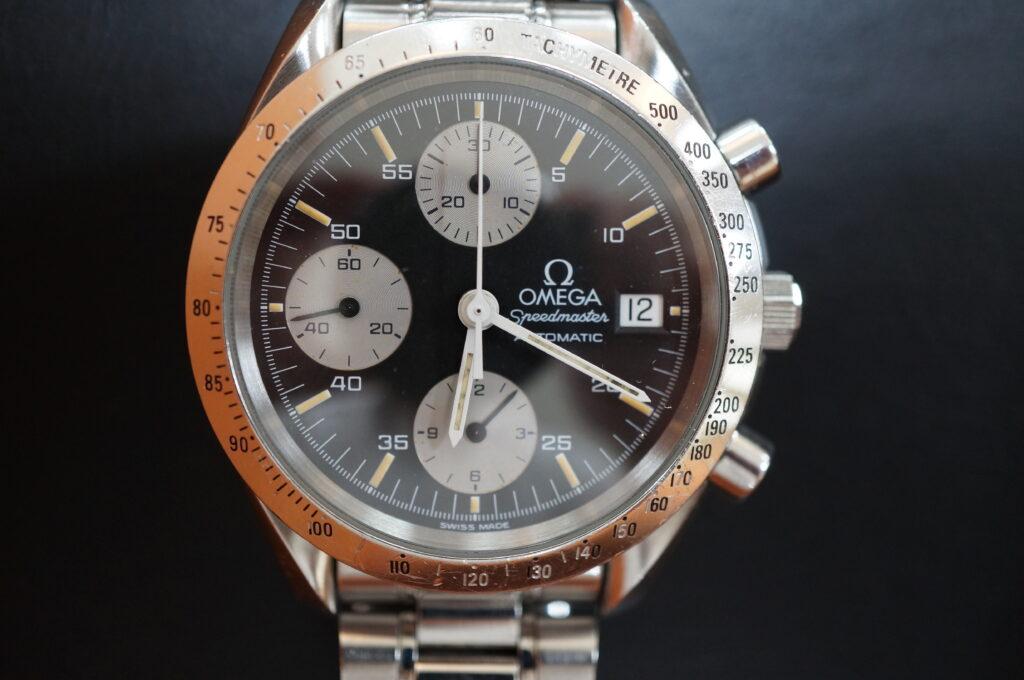 No.2292  OMEGA Speedmaster (オメガスピードマスター) 自動巻き 腕時計を修理しました