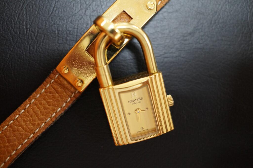 No.2334  HERMES  (エルメス ) クォーツ式腕時計を修理しました