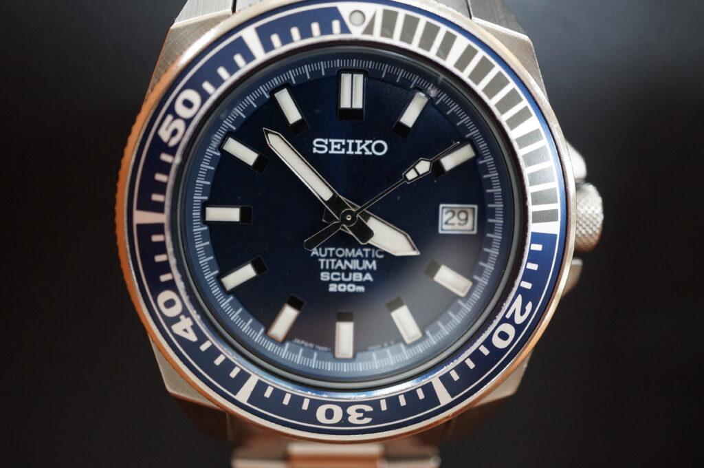 No.2331  SEIKO  (セイコー ) 自動巻き 腕時計を修理しました