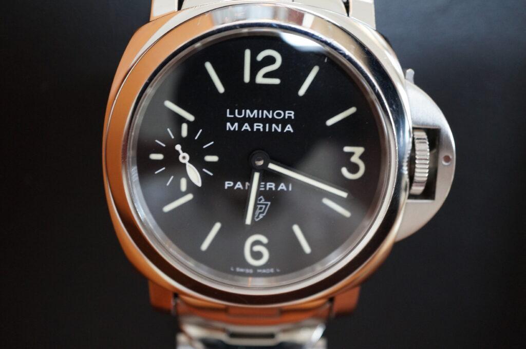 No.2312  PANERAI(パネライ)手巻式巻 腕時計を修理しました