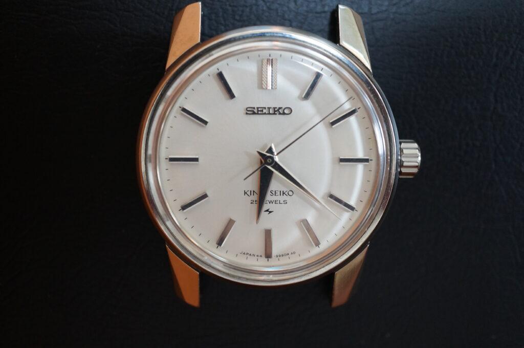 No.2314  SEIKO  (セイコー ) 自動巻き 腕時計を修理しました