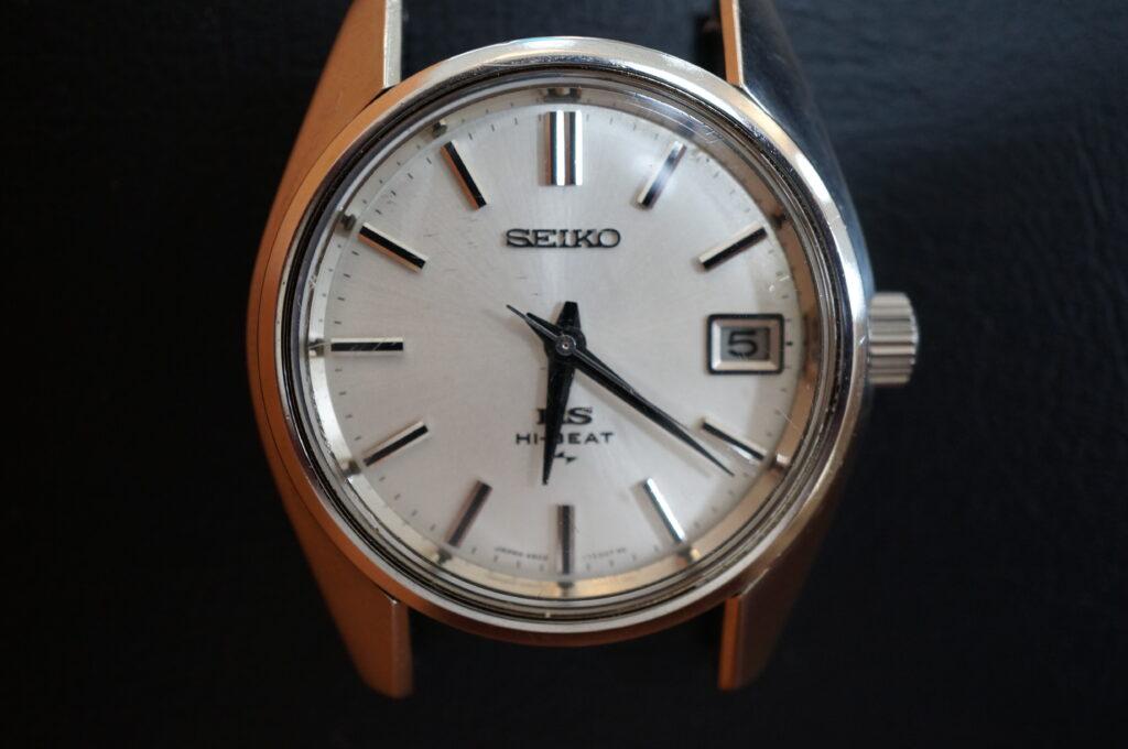 No.2313  SEIKO  (セイコー ) 自動巻き 腕時計を修理しました
