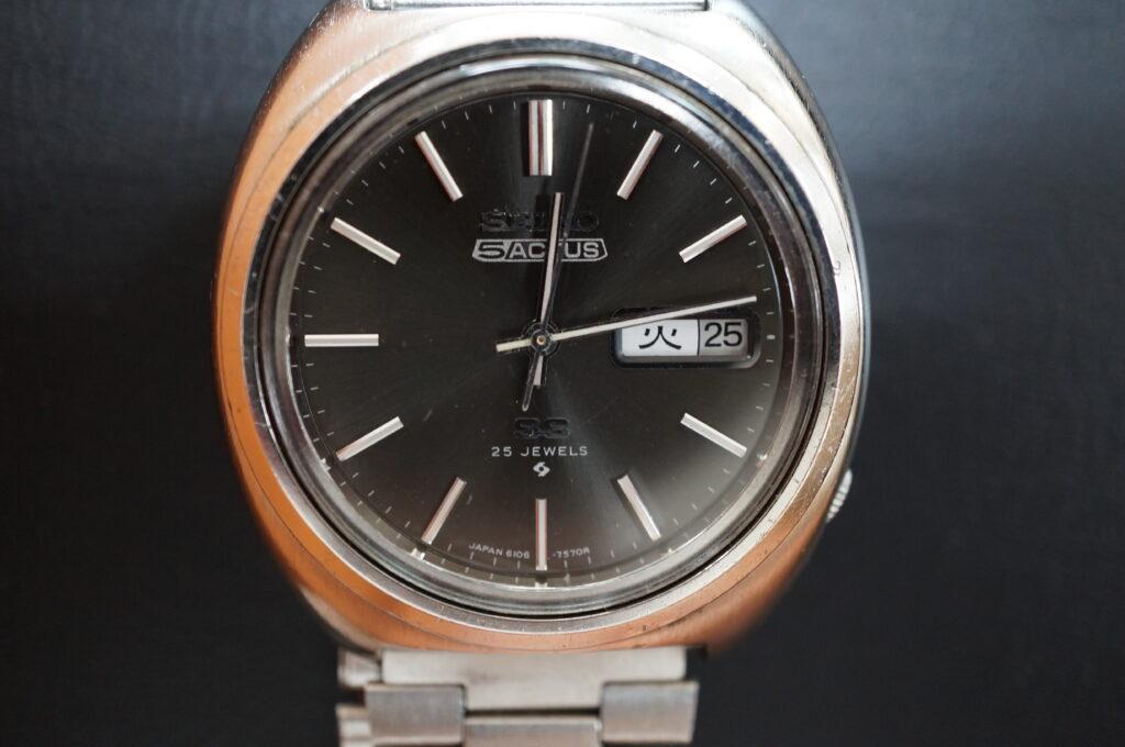 No.2353  SEIKO  (セイコー ) 自動巻き 腕時計を修理しました