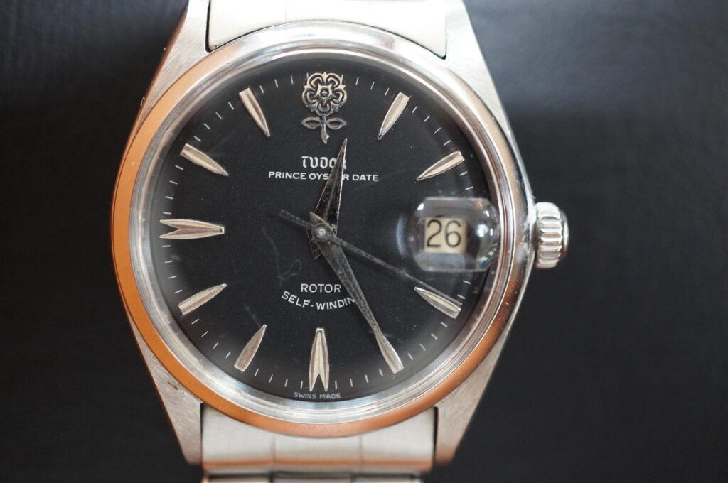 No.2340  TUDOR  (チュードル ) 自動巻き腕時計を修理しました