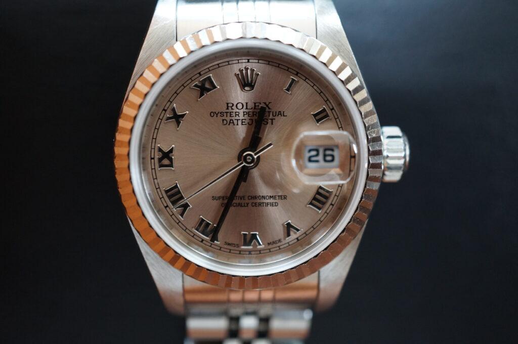 No.2352  ROLEX(ロレックス)自動巻 腕時計を修理しました