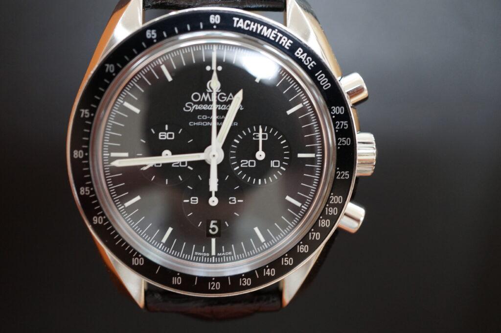 No.2336  OMEGA Speedmaster (オメガスピードマスター) 自動巻き 腕時計を修理しました