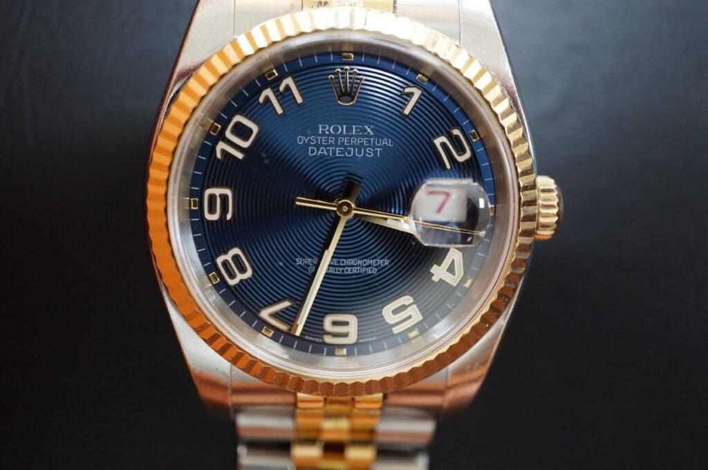 No.2359  ROLEX(ロレックス)自動巻 腕時計を修理しました
