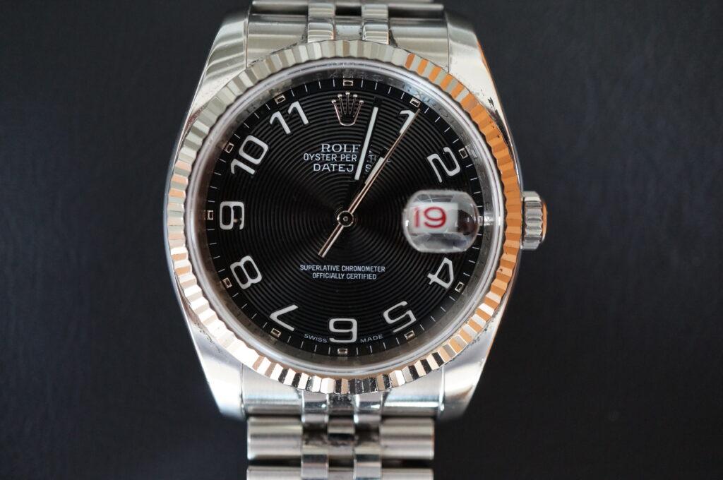 No.2378  ROLEX(ロレックス)自動巻 腕時計を修理しました