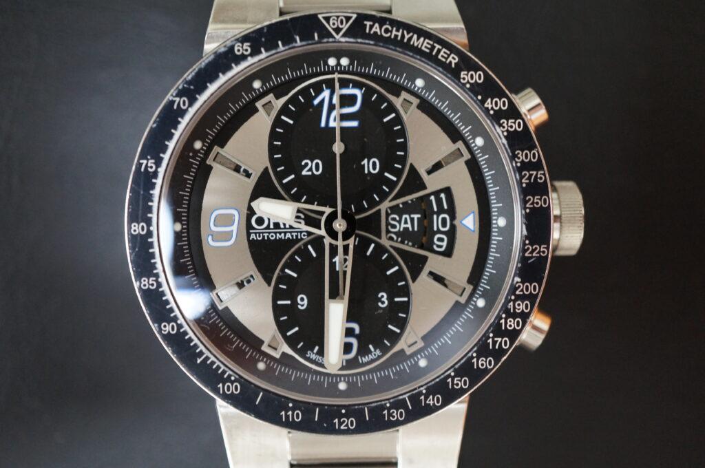 No.2399  ORIS(オリス)自動巻式 腕時計を修理しました