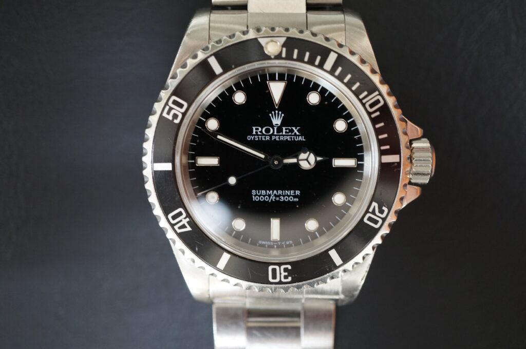 No.2410  ROLEX(ロレックス)自動巻 腕時計を修理しました