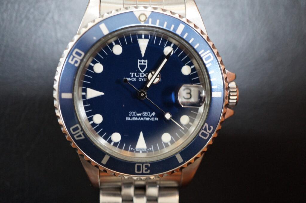 No.2435  TUDOR(チュードル)自動巻 腕時計を修理しました