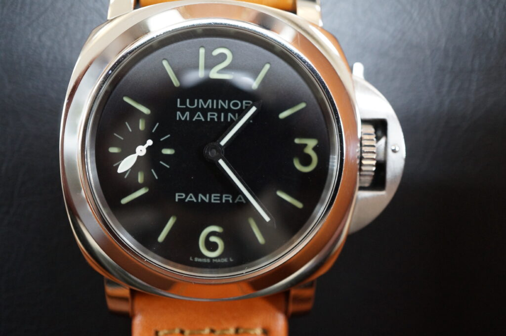 No.2480  PANERAI(パネライ)自動巻 腕時計を修理しました