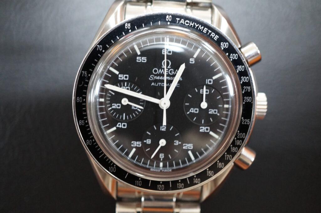 No.2512  OMEGA Speedmaster (オメガスピードマスター) 自動巻き 腕時計を修理しました