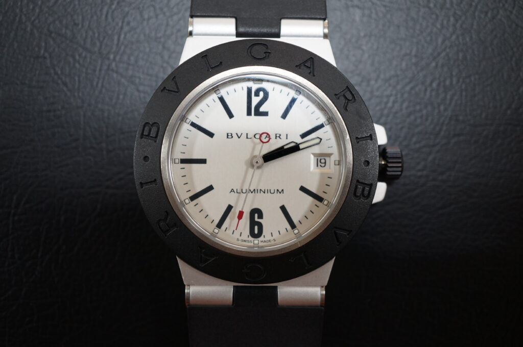 No.2510  BVLGARI(ブルガリ)自動巻 腕時計を修理しました