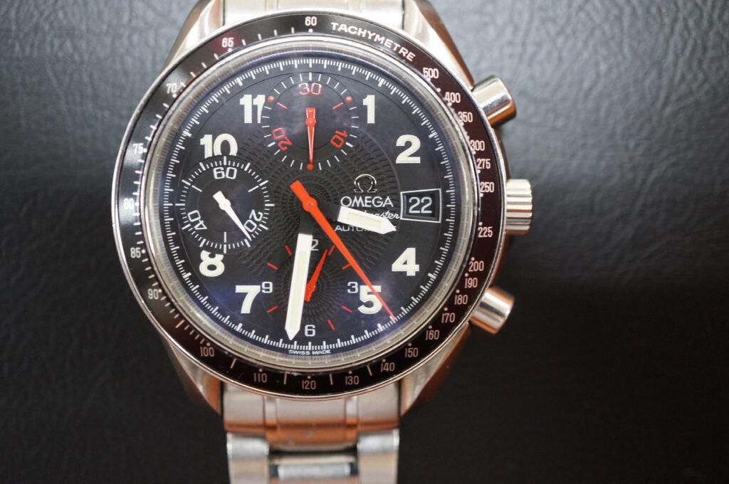 No.2513  OMEGA Speedmaster (オメガスピードマスター) 自動巻き 腕時計を修理しました
