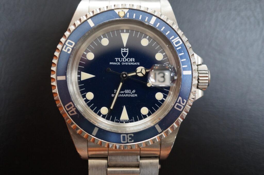 No.2542  TUDOR(チュードル)自動巻 腕時計を修理しました
