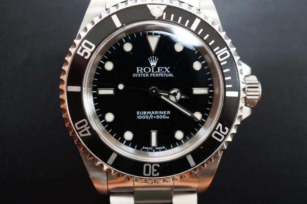 No.2522  ROLEX(ロレックス)自動巻 腕時計を修理しました