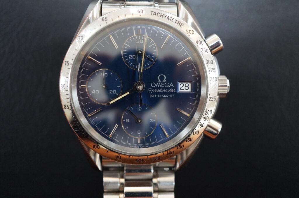 No.2548  OMEGA Speedmaster (オメガスピードマスター) 自動巻き 腕時計を修理しました