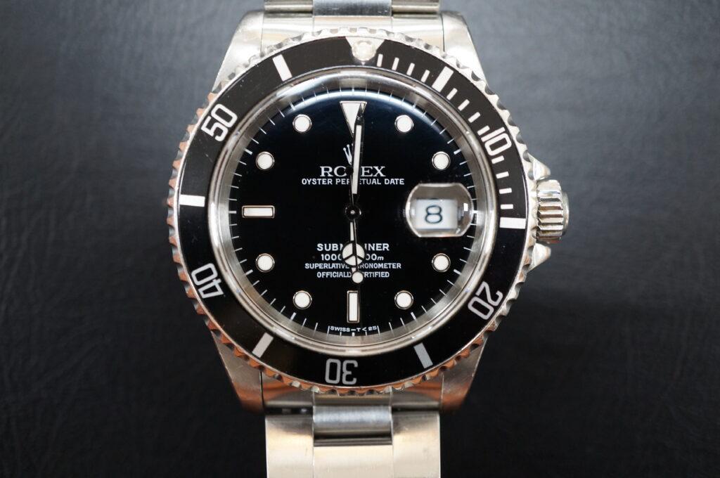 No.2560  ROLEX(ロレックス)自動巻 腕時計を修理しました