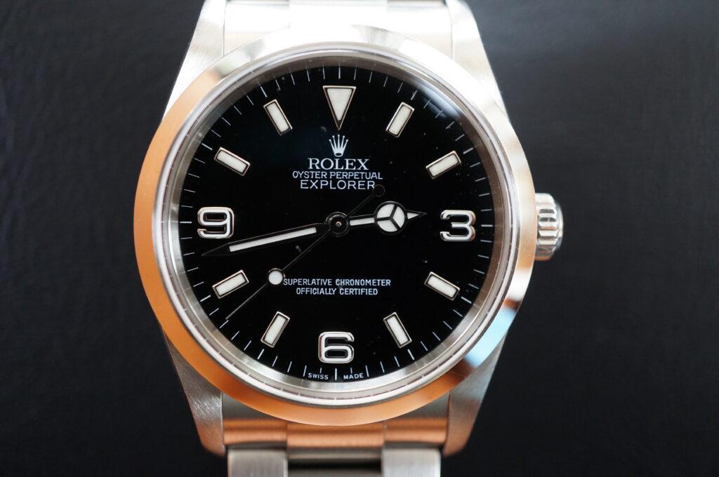 No.2565  ROLEX(ロレックス)自動巻 腕時計を修理しました