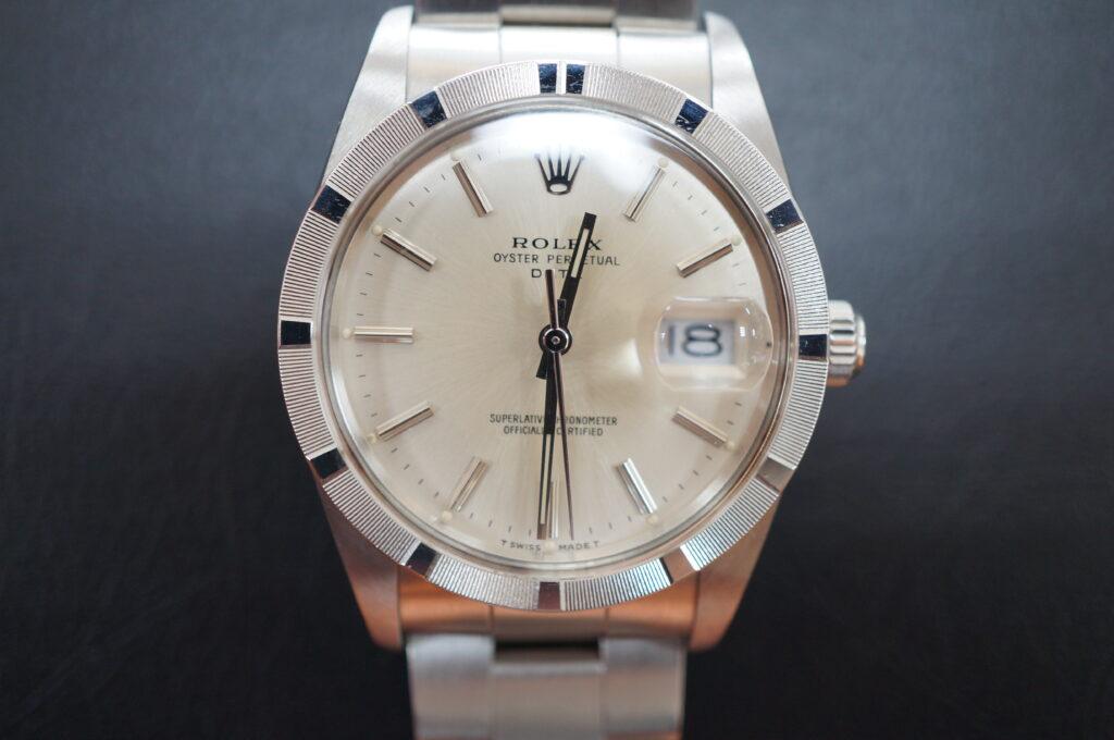 No.2573  ROLEX(ロレックス)自動巻 腕時計を修理しました