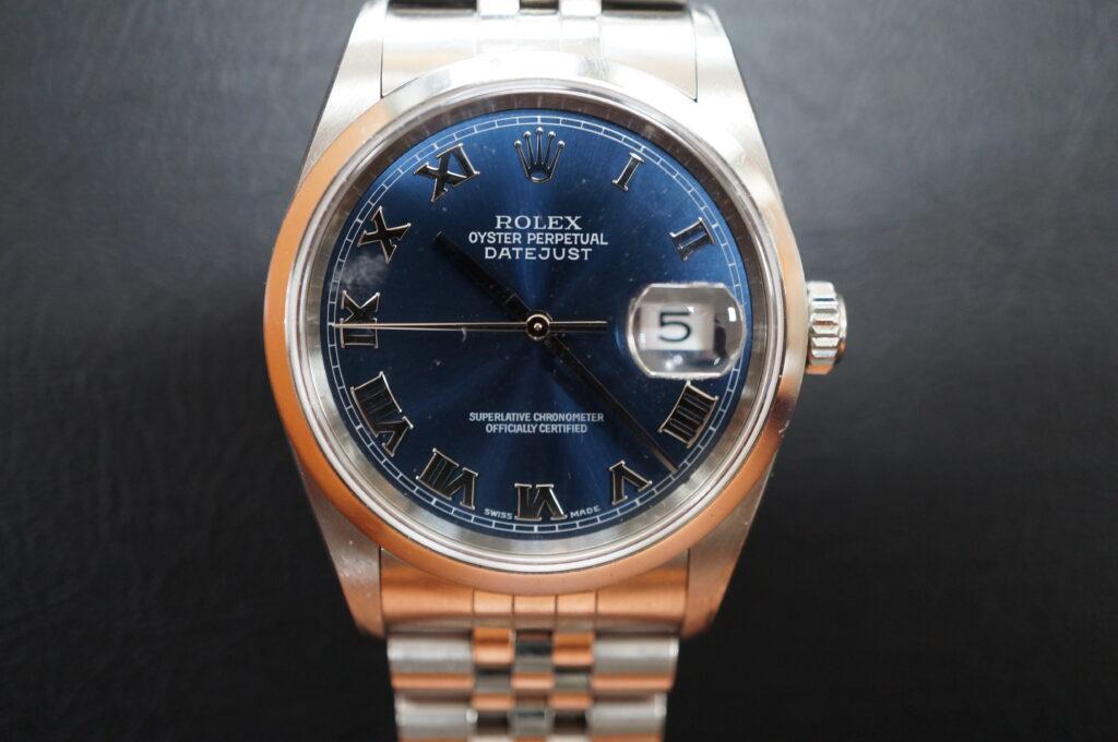 No.2577  ROLEX(ロレックス)自動巻 腕時計を修理しました