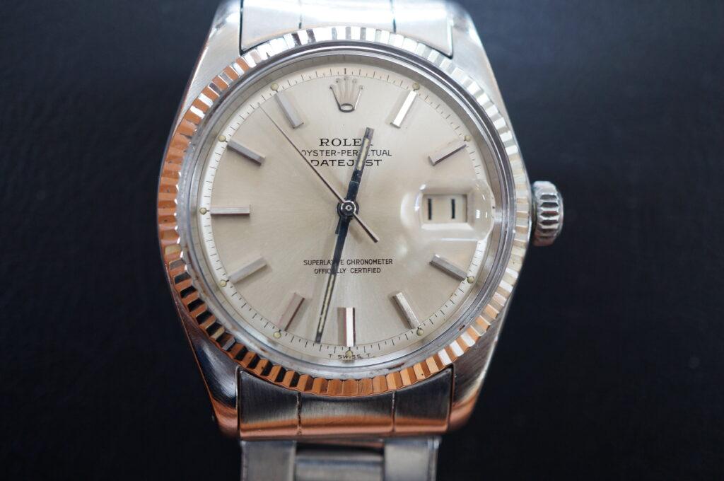 No.2598  ROLEX(ロレックス)自動巻 腕時計を修理しました