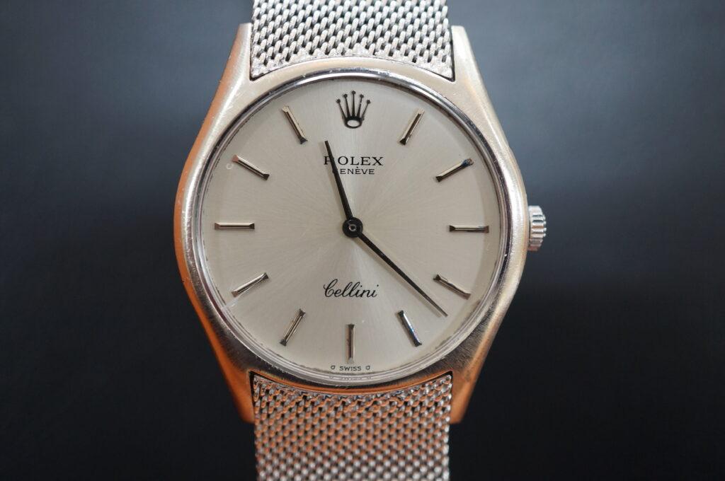 No.2608  ROLEX(ロレックス)自動巻 腕時計を修理しました