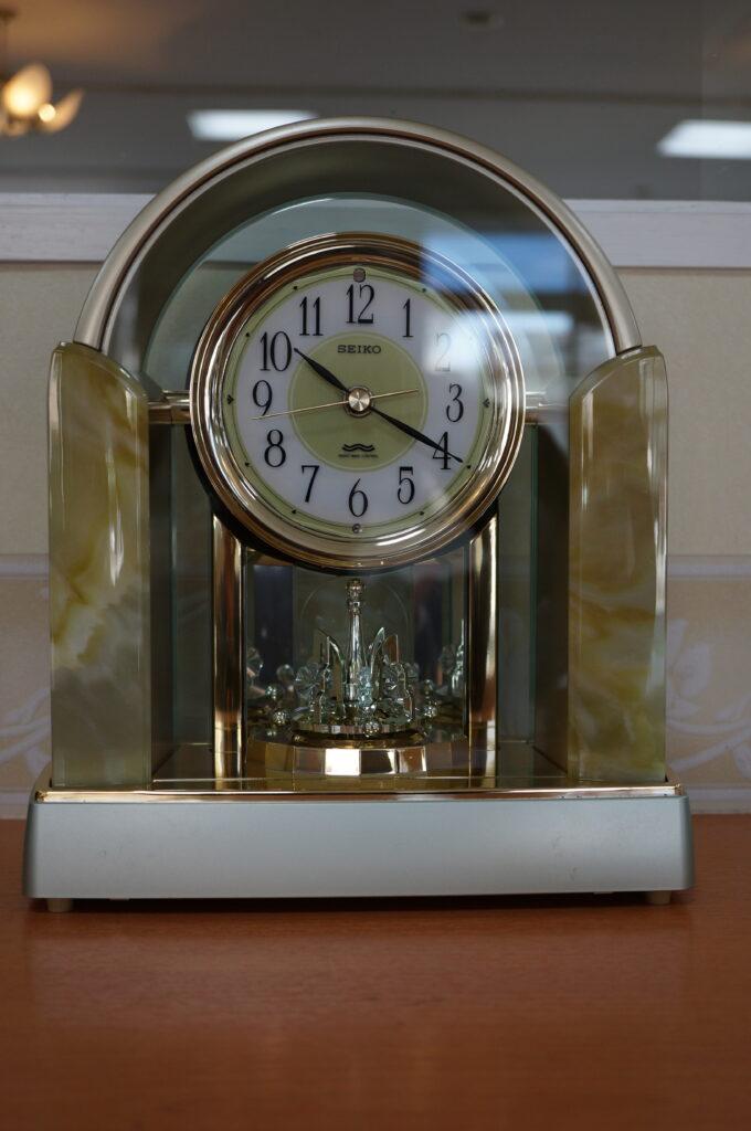 No.2611  SEIKO(セイコー)クォーツ・電波式 置時計を修理しました