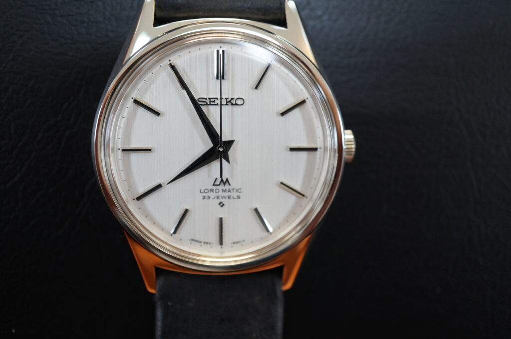No.2617  SEIKO   (セイコー ) 自動巻式 腕時計を修理しました