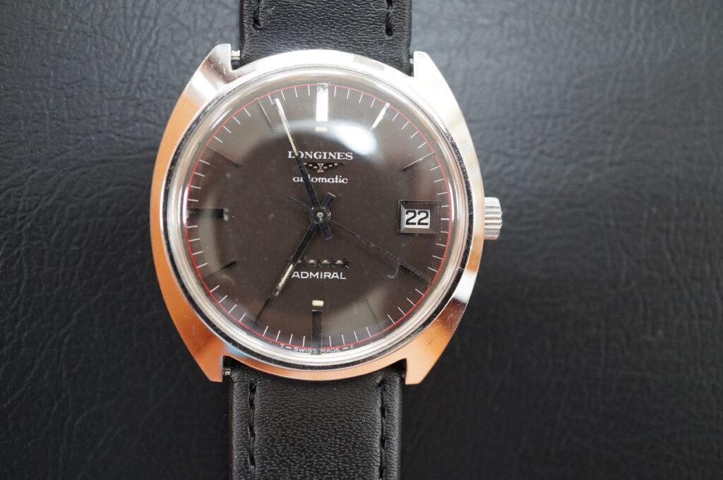 No.2626  LONGINES  (ロンジン) 手巻式 腕時計を修理しました