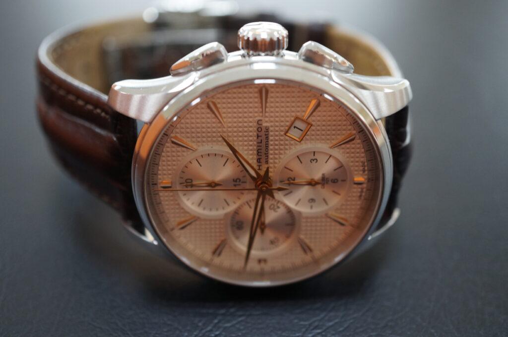 No.2640  HAMILTON(ハミルトン)自動巻 腕時計を修理しました