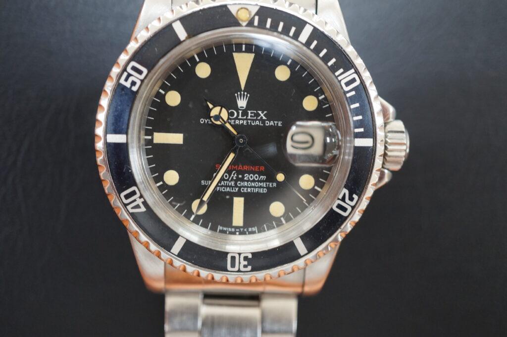 No.2646  ROLEX(ロレックス)自動巻 腕時計を修理しました
