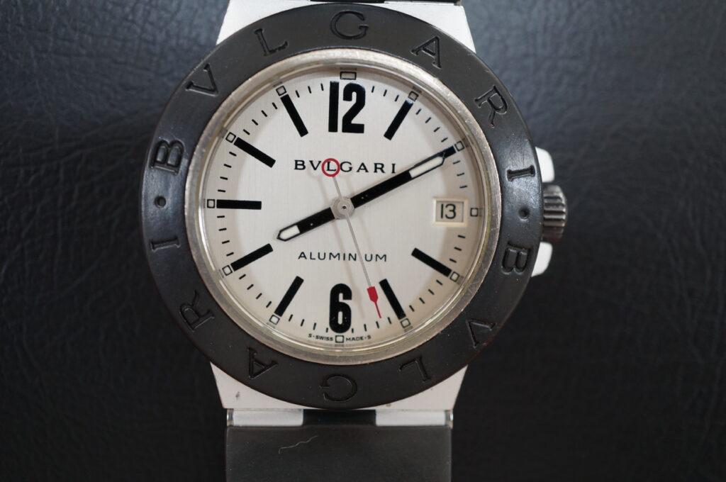 No.2648  BVLGARI(ブルガリ)自動巻 腕時計を修理しました