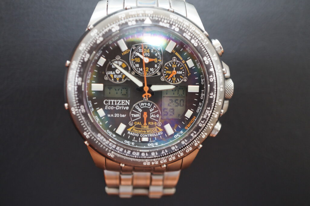No.2682  CITIZEN (シチズン) ソーラー式腕時計を修理しました