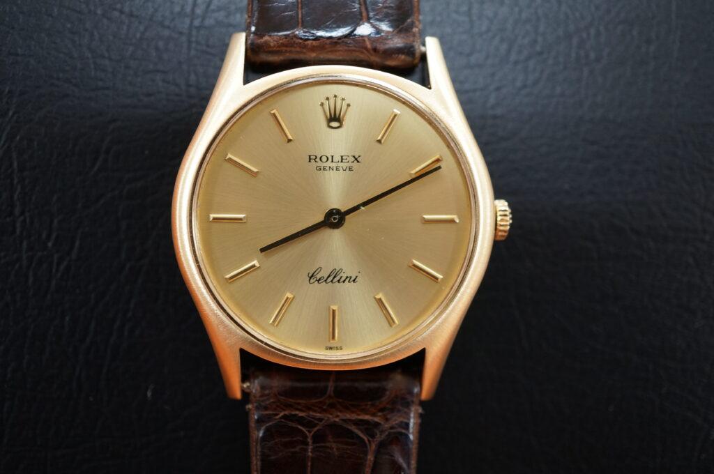 No.2686  ROLEX(ロレックス)自動巻 腕時計を修理しました