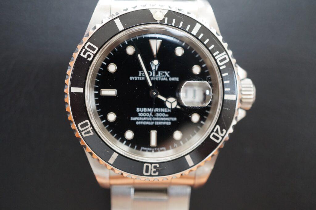 No.2690  ROLEX(ロレックス)自動巻 腕時計を修理しました