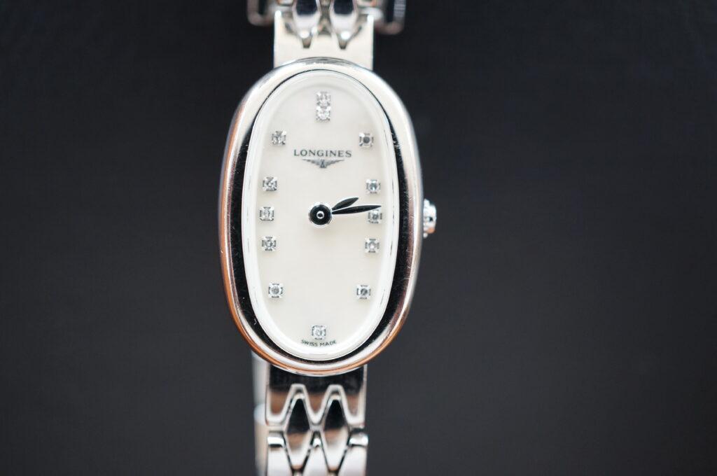 No.2693  LONGINES  (ロンジン) クオーツ式 腕時計を修理しました