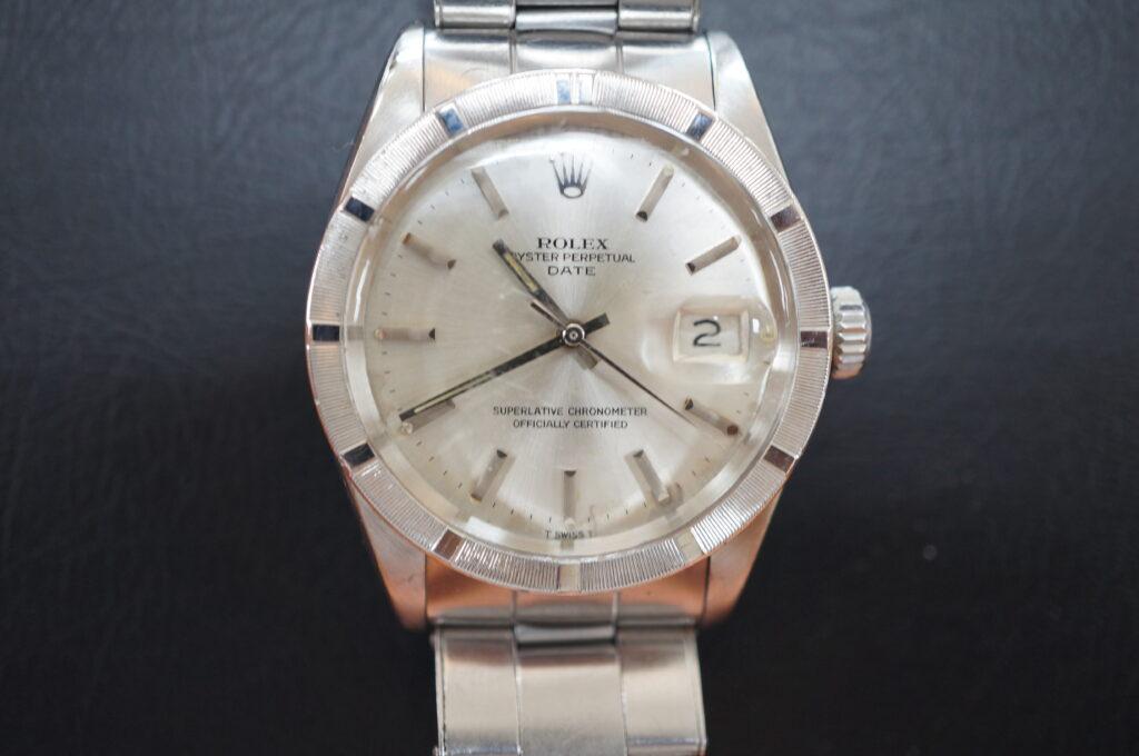No.2700  ROLEX(ロレックス)自動巻 腕時計を修理しました