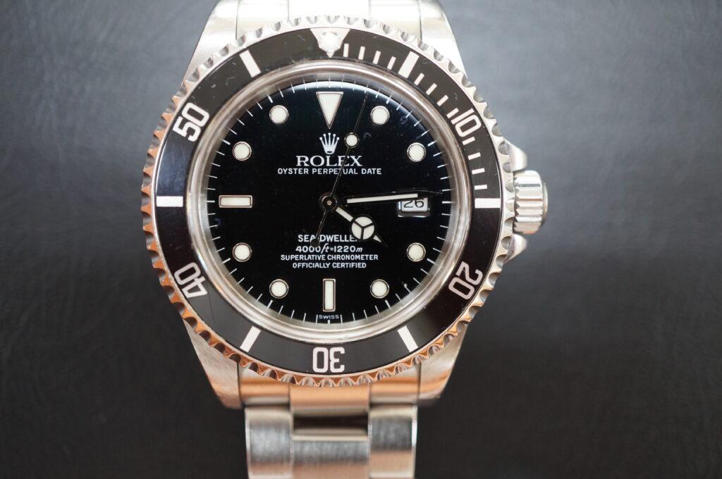 No.2720  ROLEX(ロレックス)自動巻 腕時計を修理しました