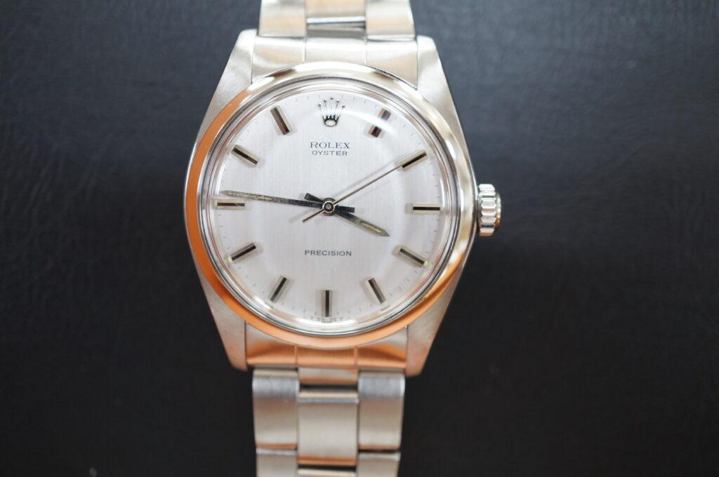 No.2730  ROLEX(ロレックス)自動巻 腕時計を修理しました
