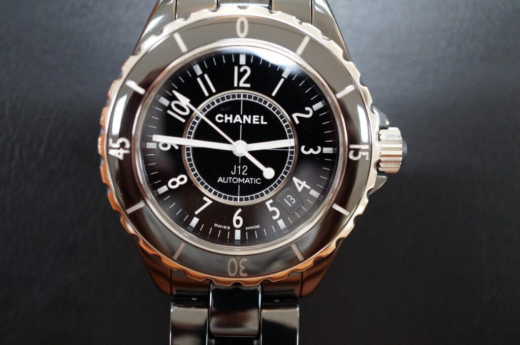 No.2731  CHANEL(シャネル)自動巻 腕時計を修理しました