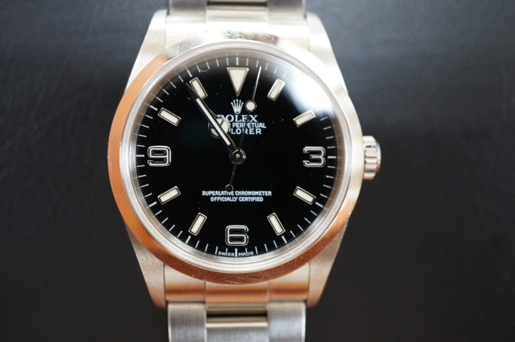 No.2735  ROLEX(ロレックス)自動巻 腕時計を修理しました