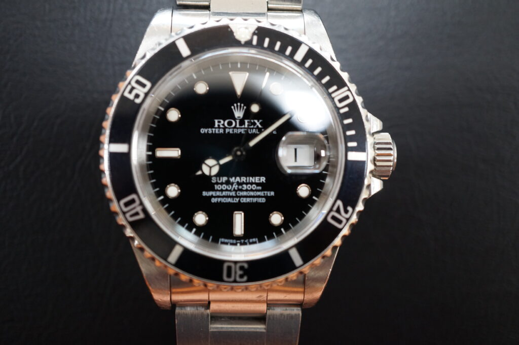 No.2760  ROLEX(ロレックス)自動巻 腕時計を修理しました