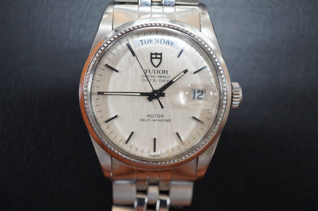 No.2780  TUDOR(チュードル)自動巻 腕時計を修理しました